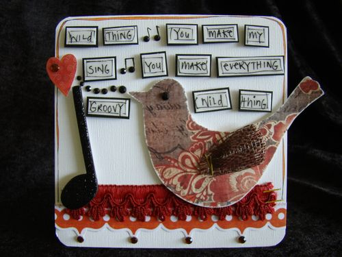 Stamping and Papercraft vol 15 no 4 song lyrics 1