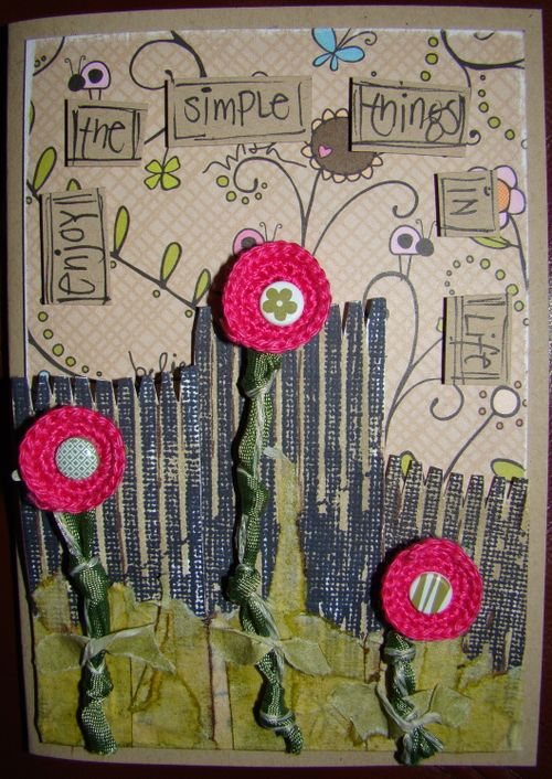 Stamping and papercraft volume 15 no 4 stampers challenge 2