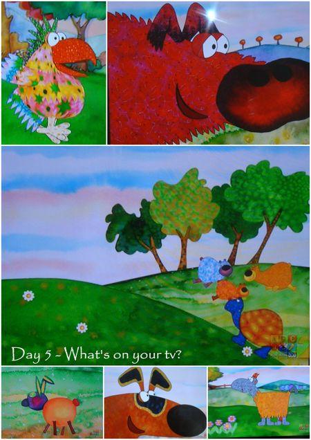 Day 5 Annette